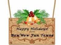 HolidaysforDogs-BowWowFunTowne